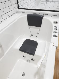 jetted walk-in tub