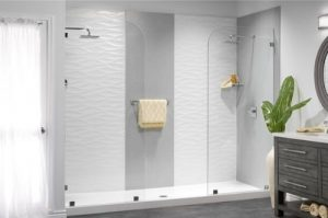 shower remodel company