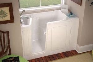 custom walk-in bathtub installation near me